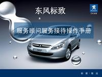 标致汽车经销商售后服务接待操作手册-59页-GOOD