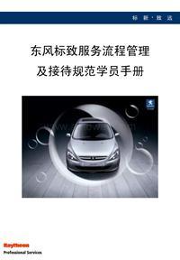 汽车4S店售后服务流程简介