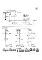 0013电路图SRS、座椅安全带张紧器