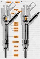 喷油器原理图